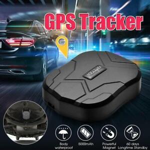 Car-Vehicle-GPS-Car-GSM-Magnet-Hidden-Waterproof-Tracker-Lasting-standby