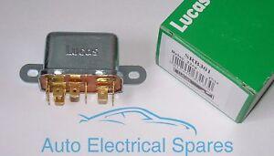 Lucas-SRB301-33356-22RA-classic-starter-relay-for-TRIUMPH-Spitfire-TR6-MGB