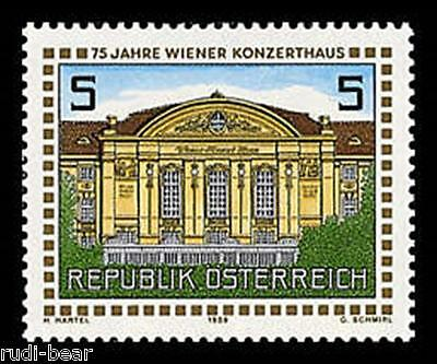 Skillful Knitting And Elegant Design 1937 ** Wiener Konzerthaus To Be Renowned Both At Home And Abroad For Exquisite Workmanship Österreich Nr