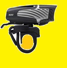 NEW in BOX NiteRider Lumina Micro 600 LUMEN Rechargeable Headlight 6765