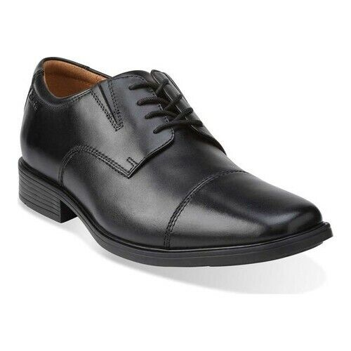 Clarks Men/'s   Tilden Cap Toe Oxford
