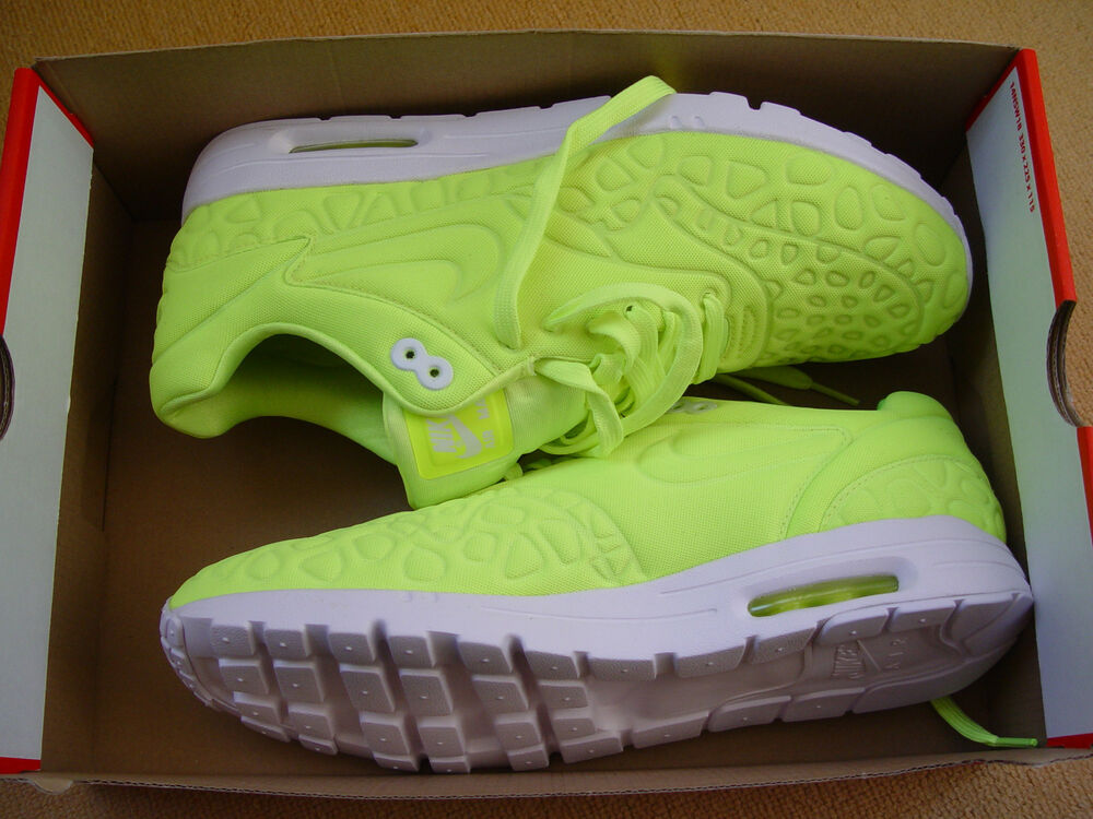 New Nike W Air Max 1 Ultra Plush 844882-700 Taille 44. Only Pair on eBay en 44-