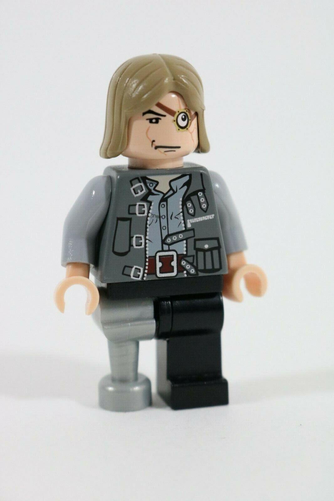 RARE LEGO HARRY POTTER Mad-Eye Moody figurine 4767 très bon état