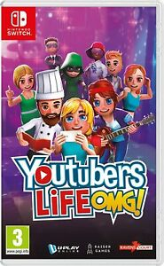 YouTubers-Life-OMG-For-Nintendo-Switch-New-amp-Sealed