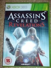 ASSASSIN'S CREED REVELATIONS (XBOX 360) USED