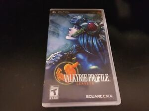 Details about Valkyrie Profile: Lenneth [PSP] [PlayStation Portable] [2006]  [Complete!]