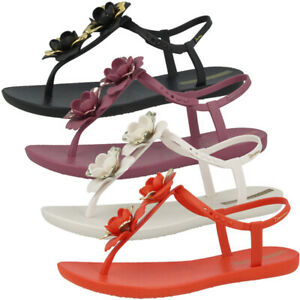 8b00a57f6456de Das Bild wird geladen Ipanema-Floral-Sandal-Fem-Zehentrenner-Damen-Flip- Sandalen-