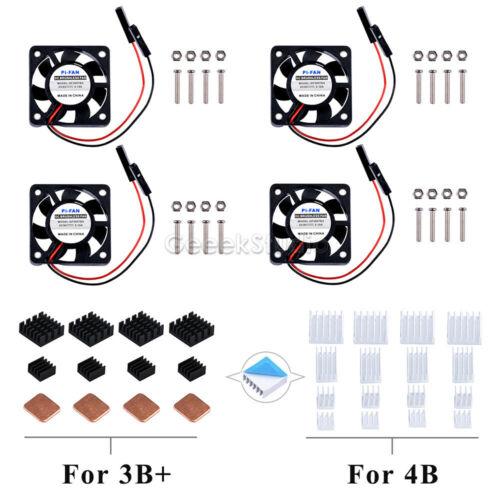 //Retroflag NESPI CASE Plus Raspberry Pi Cooling Fan with Heatsink for Pi 4B// 3B