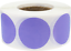 Circle-Dot-Stickers-1-Inch-Round-500-Labels-on-a-Roll-55-Color-Choices miniature 79
