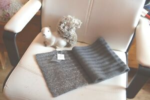 grande collection vraiment à l'aise 100% de haute qualité Détails sur bonpoint echarpe neuve taille unique 75% laine 25% ANGORA  superbe