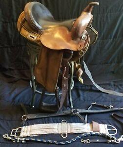 "Fabtron 15"" saddle"