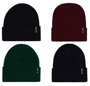 HUF-SERVICE-BEANIE-VARIOUS-COLOURS-AVAILABLE
