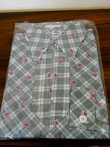 Aus Lagerbestand Jahre Vintage 70s True Blouse Nos Damen Bluse 70er Ovp Neu 4wqZRqx