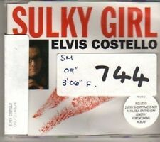 (BX134) Evis Costello, Sulky Girl - 1994 CD