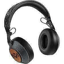House of Marley Liberate XL Over-Ear Folding Headphones with In-Wire Mic/Remote