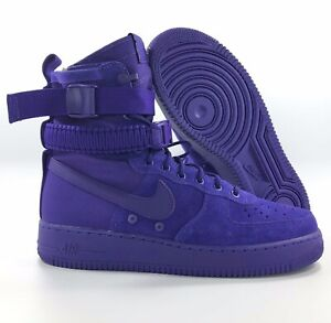 Details about Nike SF AF1 Special Field Air Force 1 Court Purple 864024 500 Men's 10.5
