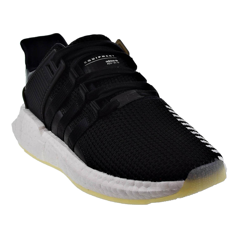adidas eqt soutenir 93 / 17 hommes bz0585 souliers noirs / / noir / noirs blanc 08d060