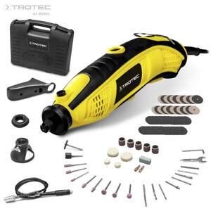 TROTEC Multifunktionswerkzeug PMTS 01-230V   Drehwerkzeug Dremel   Schleifgerät