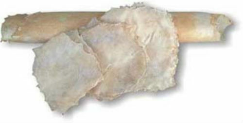 """Two New 16/"""" Dia Natural Goat Skin Heads *1st Quality* CP Made Fast Shipping"""