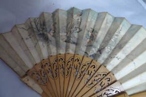Antique-Printed-Hand-Fan-AF-28cm-x-68cm-A70017