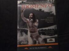 Mozart - Idomeneo / Streit/Guidarini/Teatro San Carlo di Napoli   2 DVDs