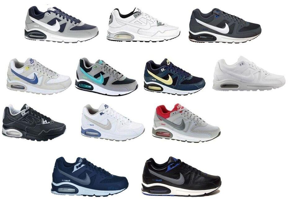 Scarpe Nike Air Max Command e Skyline 2016 grigio bianco blu uomo tg da 36 a 47