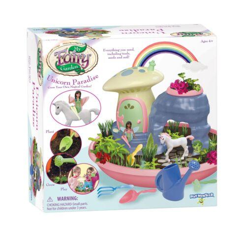 My Fairy Garden Unicorn Paradise Real Live Garden plants 3664