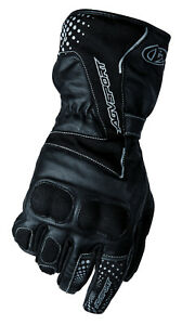 New-AGVsport-Voyager-Leather-Motorcycle-Gloves-Waterproof-Thinsulate-liner