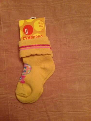 NWT Gymboree Bubble Fun Gumball or Ribbon Socks 2T 3T CHOICE