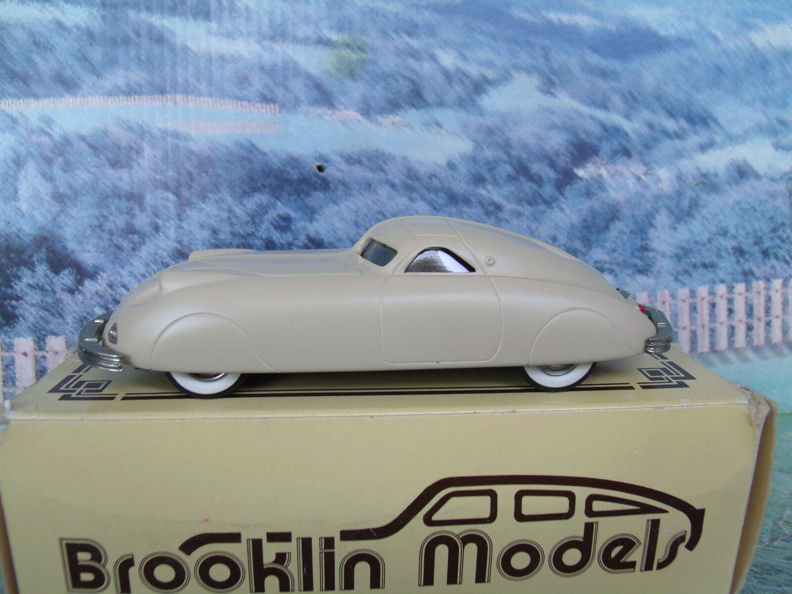 1/43 Brooklin modelos 2018 Phantom Corsair Coupe BRK.33x Metal Blanco