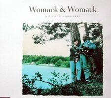 Womack & Womack Life's just a ballgame (1988) [Maxi-CD]