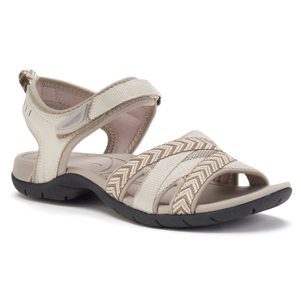 Croft & Barrow Talee Women's Sandals, Taupe, 10M US, Brand New