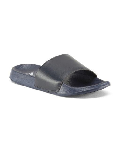7fdfa3736 Nautica Men Shoes Offset Premium Slides Sandals Flip Flops Navy Size ...