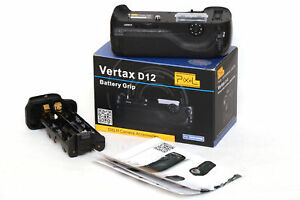 Nikon impugnatura verticale compatibile per Nikon D800 Battery grip MB-D12