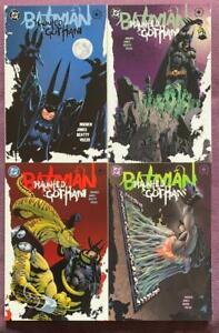 Batman-Haunted-Gotham-1-to-4-complete-mini-series-DC-1999-4-prestige-issues