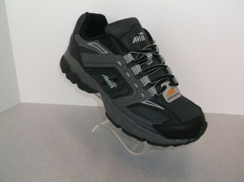 WIDE WIDTH  LEATHER AND MESH UPPER MEMORY FOAM FOOTBED MEN/'S SHOE NEW JAG AVIA