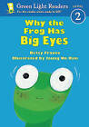 Why the Frog Has Big Eyes by Betsy Franco (Hardback, 2003)