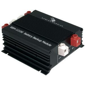 samlex bbm 12100 battery backup battery charger dc power. Black Bedroom Furniture Sets. Home Design Ideas
