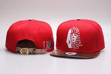 Hot Last Kings Adjustable Baseball Rock Cap Snapback Hip-Hop Hat Red New Gift