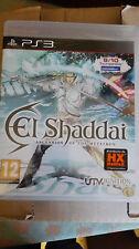 EL SHADDAI ASCENSION OF THE METATRON EDIZIONE  ITALIANA PS3  SIGILLATO
