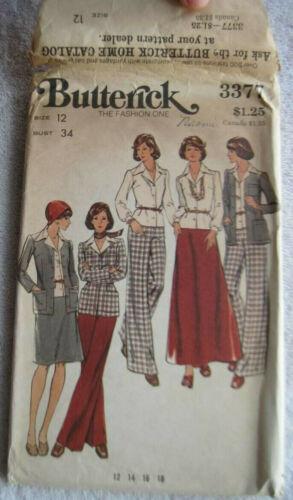 Simplicity Butterick McCall/'s Vogue Pattern Service Sewing Patterns Cut Uncut