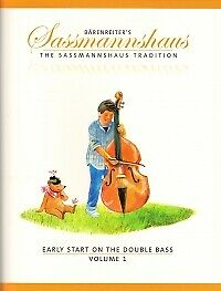 SASSMANNSHAUS-EARLY-START-ON-THE-DOUBLE-BASS-Vol-1