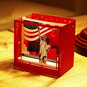 3D-Pop-Up-New-York-Greeting-Cards-Christmas-Birthday-Valentine-Invitation