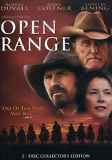 Open Range (DVD, 2004, 2-Disc Set)