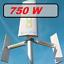Indexbild 20 - Windkraft-Windgenerator-DM-500-750-1000W-windkraftanlagen-Rotorblaetter-vertikale