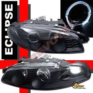 97-98-99-Mitsubishi-Eclipse-Halo-Projector-Headlights-G2-Black-1-Pair