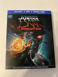 La-Liga-de-la-Justicia-Dark-Apokolips-Guerra-Con-Slipcover-Bluray-2020-Buy-2-Get-1