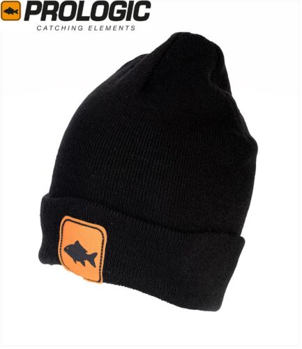 Prologic Carp Road Sign Beanie Hat 100/% Acrylic