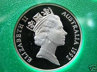 2008  Australia 50 Fifty Cent PROOF Coin ex Proof Set