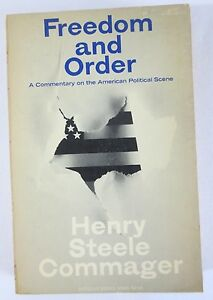 Freedom-and-Order-A-Commentary-on-American-Political-Scene-Henry-Steele-Commager